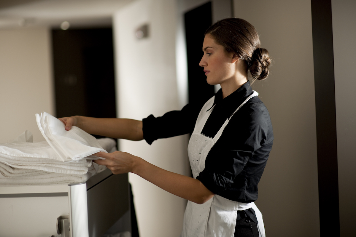 Be a Housekeeper for a Day