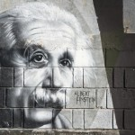 Einstein from Shutterstock