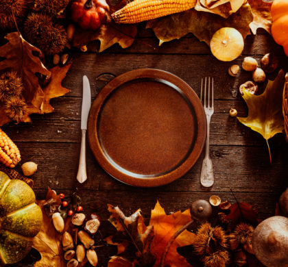 Thanksgiving:  Many Lessons in Innovation